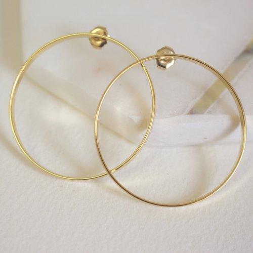 c392acf09 Large Hoop Stud Earrings. IMG_2600.jpg