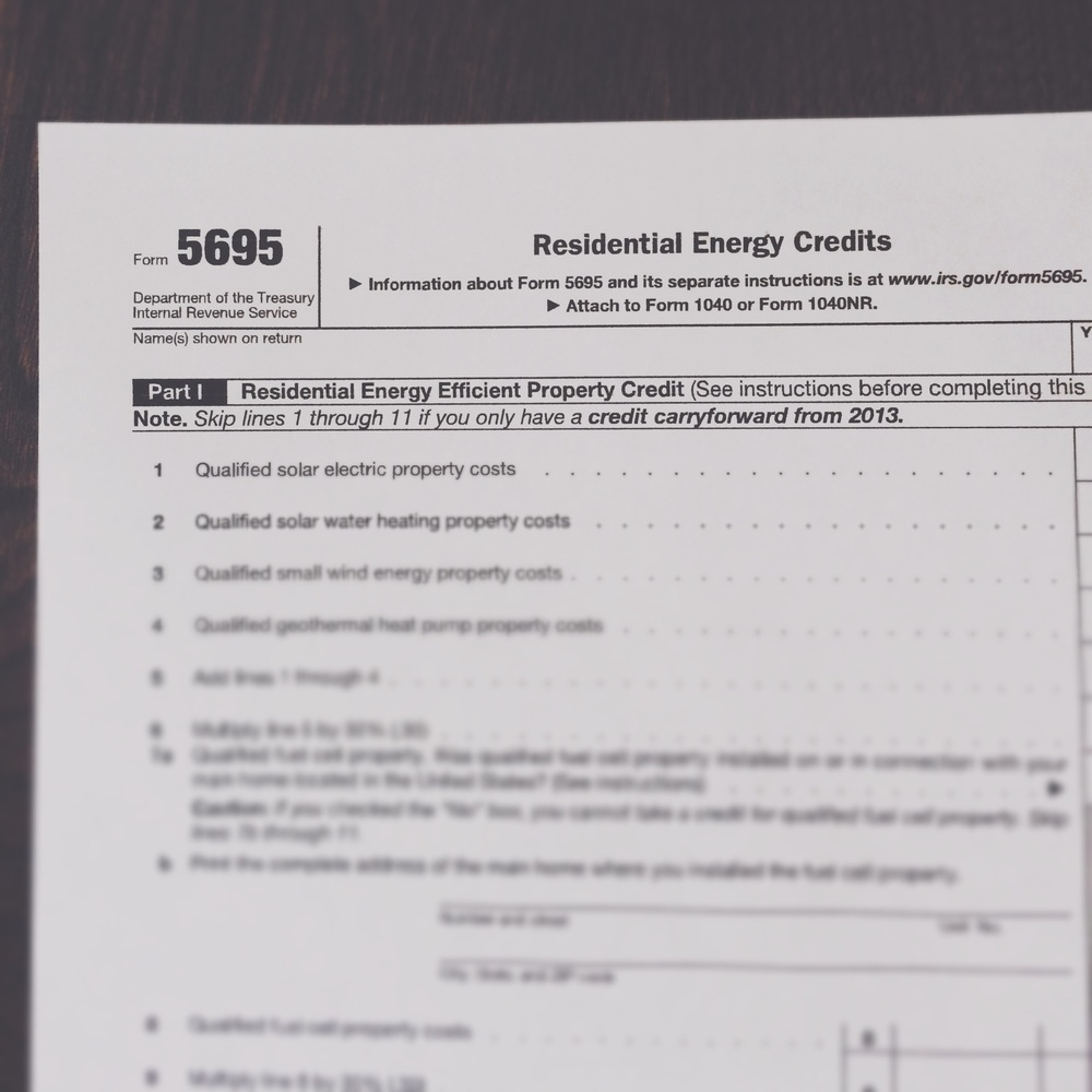 Tax breaks and energy credits deakon home services falaconquin