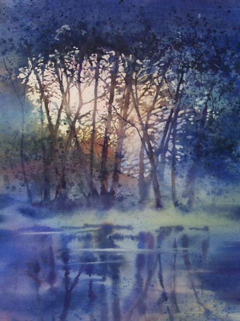 Painting Mystical Light.jpg