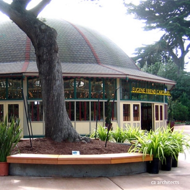 SF Zoo - Carousel Plaza