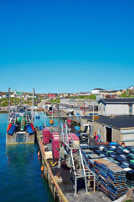 Dockside at Bay de Verde