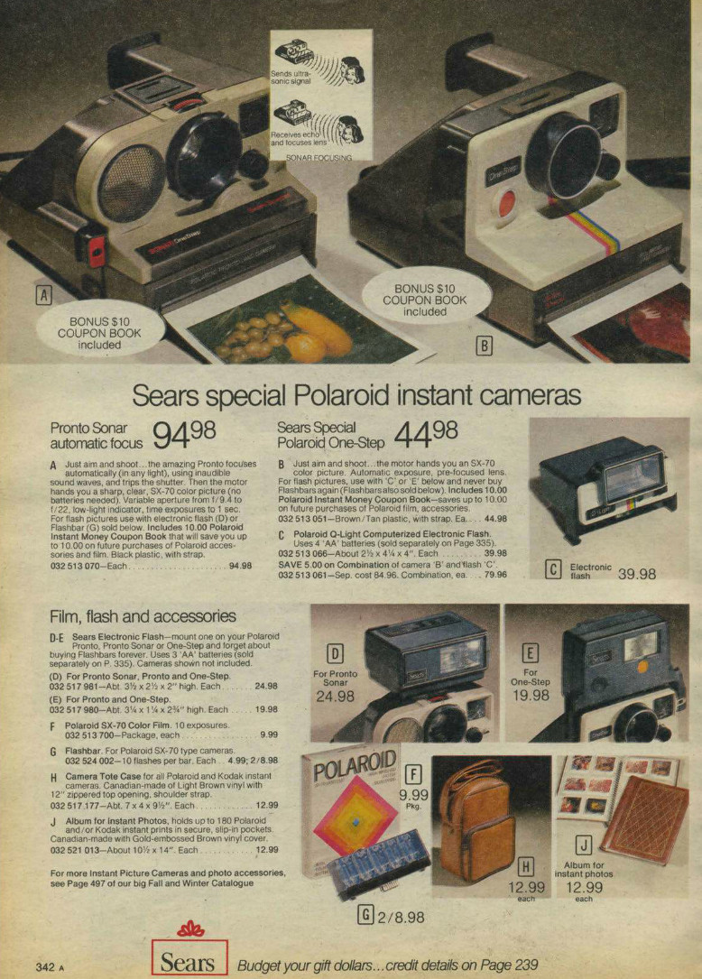 Sears 1979 Christmas Wishbook