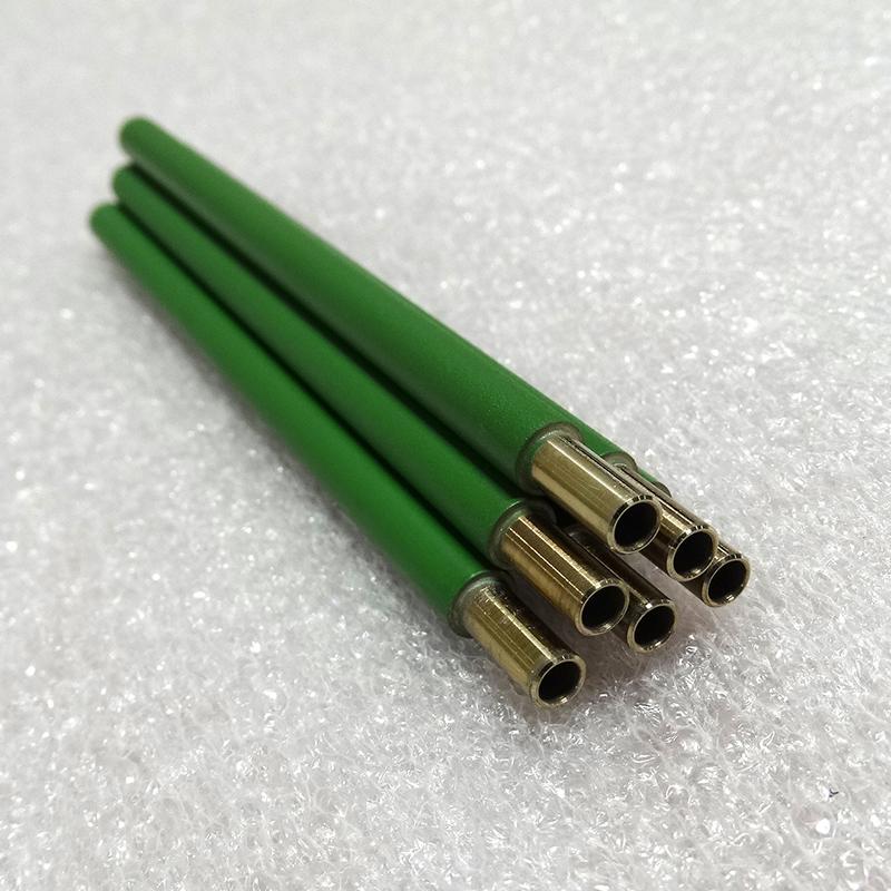 Jet-Hot Agri-Coating applied to burner probes.