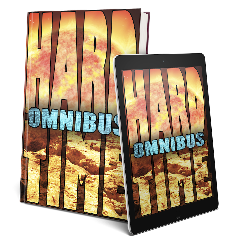 HARD TIME - Books 1-6The Complete Hard Time Series: This omnibus contains all six books that complete the saga: Metal, Longhorn, Cult, Trune, Synth, and Deity.