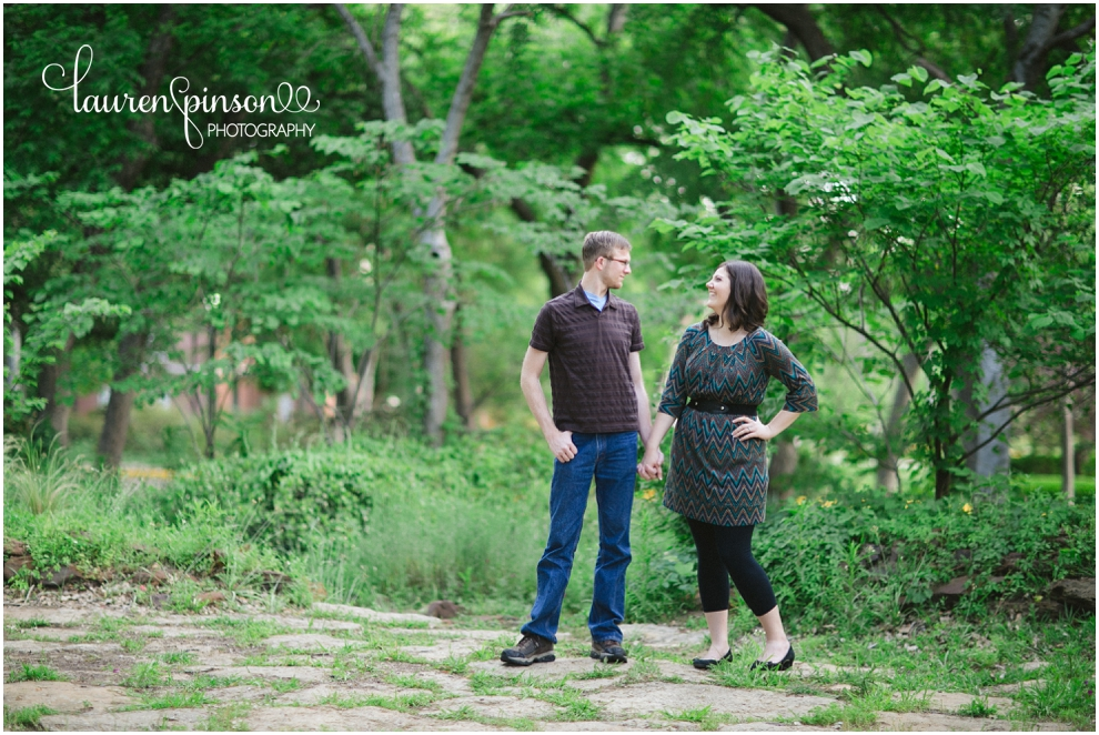 denton-texas-engagments-on-the-square-and-at-the-little-chapel-in-the-woods-at-twu-by-denton-texas-wedding-photographer-lauren-pinson_0242.jpg