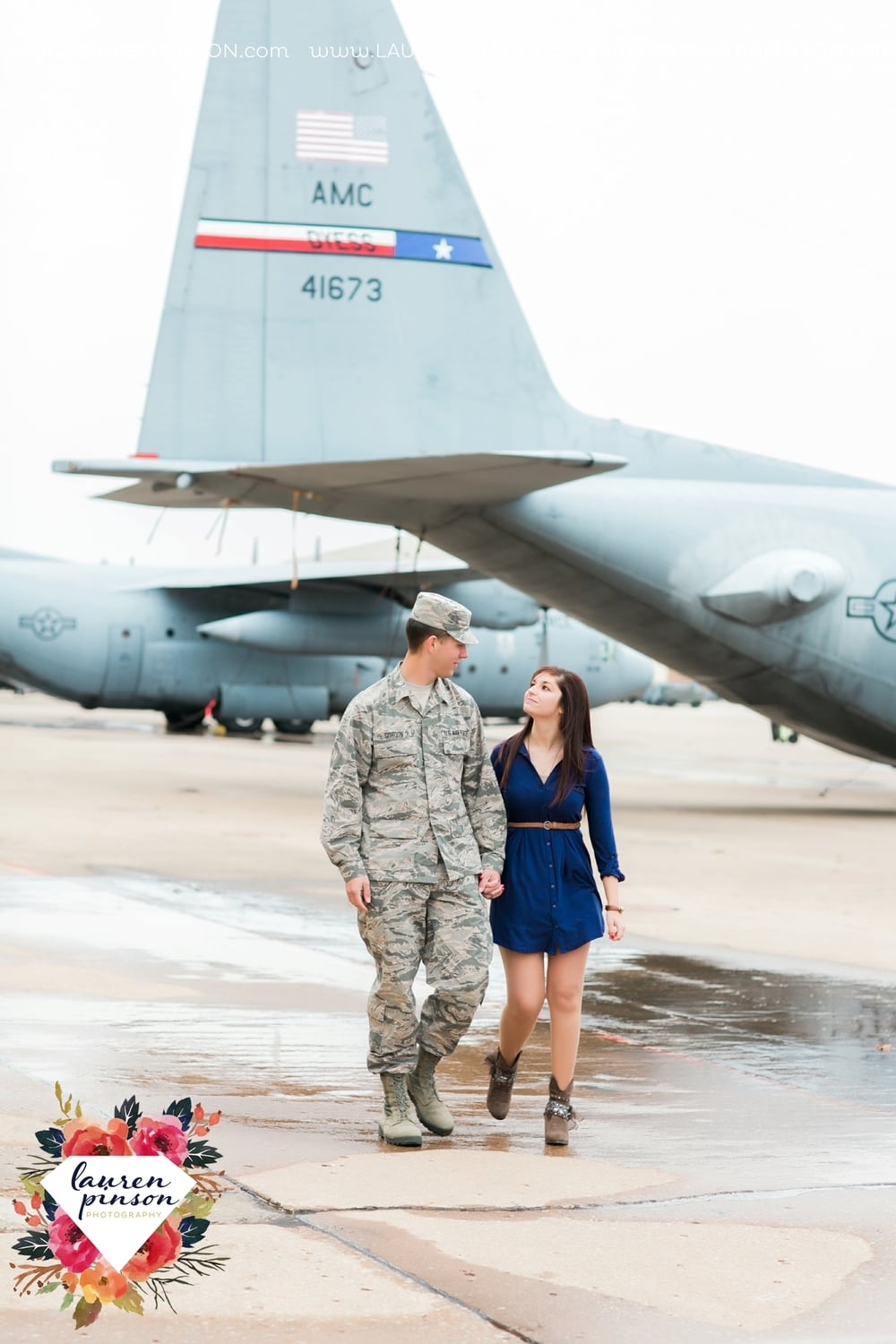 sheppard-afb-wichita-falls-engagement-session-airmen-in-uniform-abu-airplanes-bride-engagement-ring-texas-air-force-base_2003.jpg