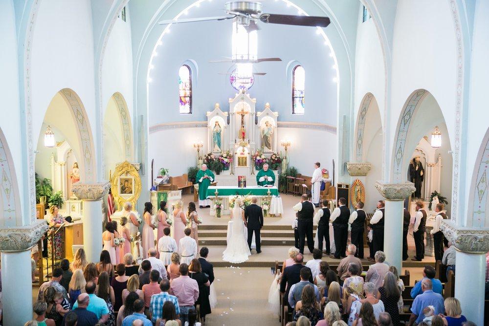 windthorst-st-mary-catholic-church-parish-hall-sharp-arrow-events-jameson-flowers-wichita-falls-wedding-photography-045.jpg