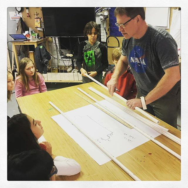 Our LUA fourth graders are making plans with Mr. Mike to make something AMAZING in STEAM class! Can you guess what it is? Want a hint?? It has to do with soccer playing robots!! In our LUA STEAM Lab - if they can dream it, they can do it!! #weCODE #LUASTEAM