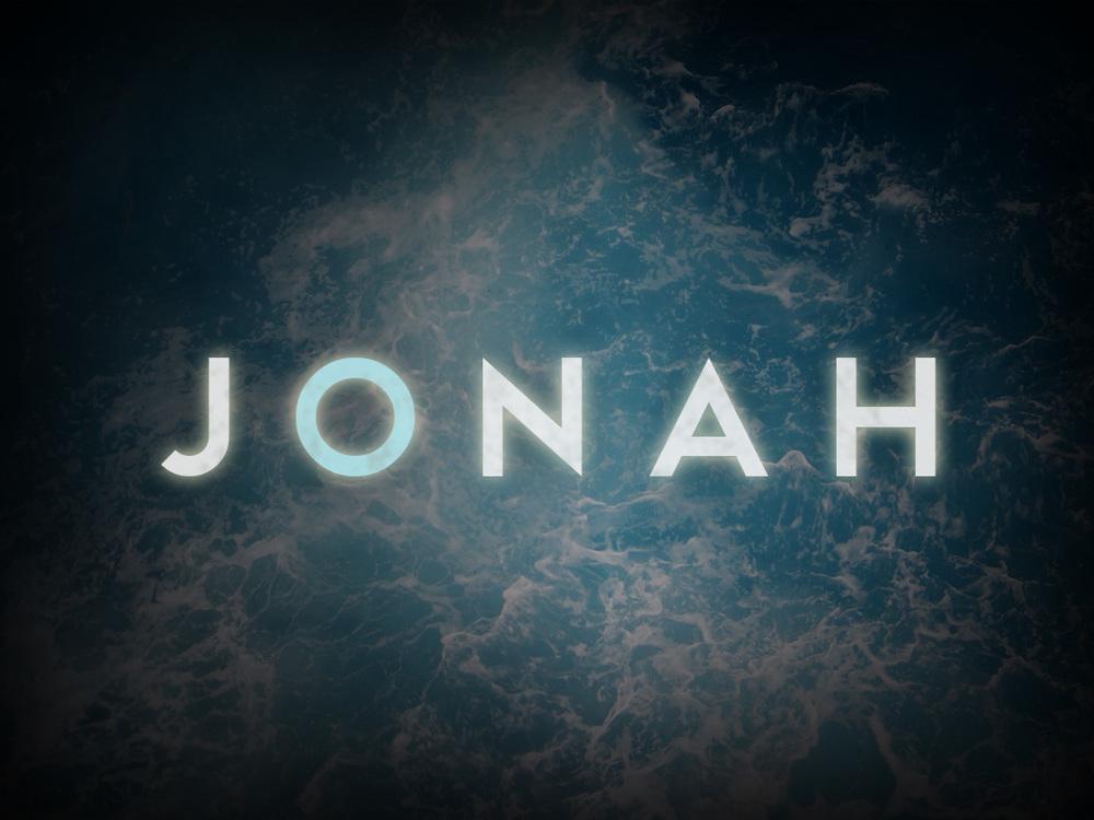 Jonah  November - December, 2013