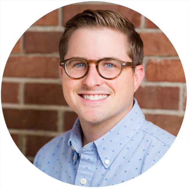 Nick CarruthersSpiritual Formation Pastor -