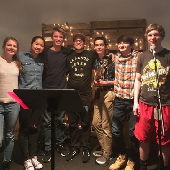 The  New Lifeline Worship Band
