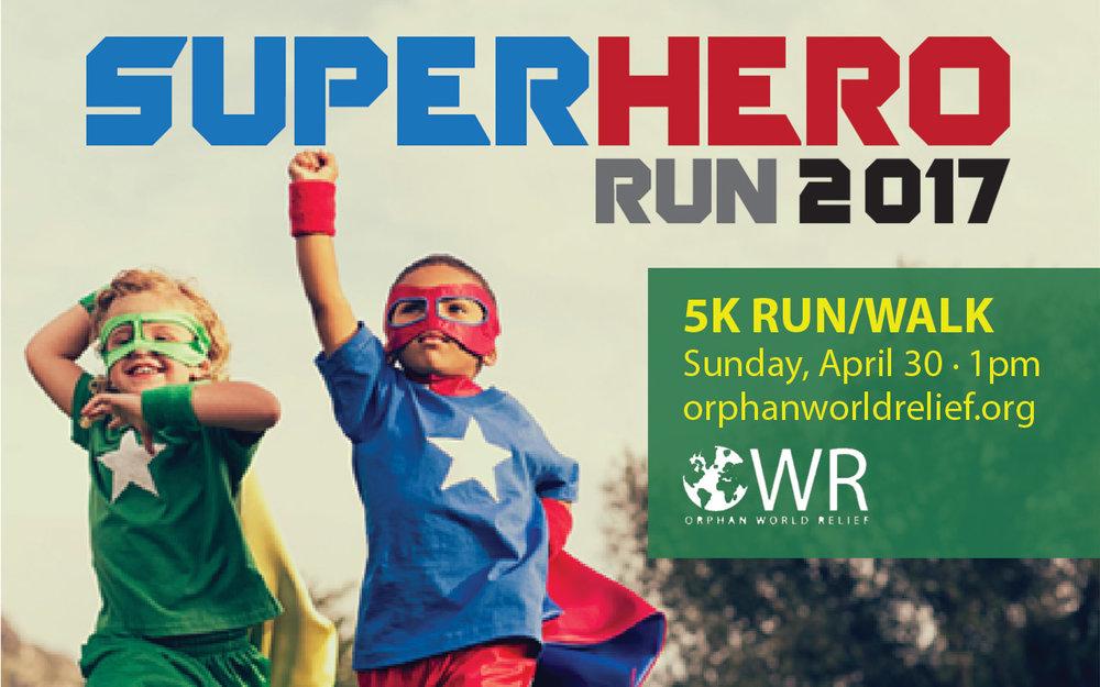 Orphan Run