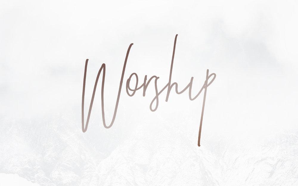 Worship  January, 2018
