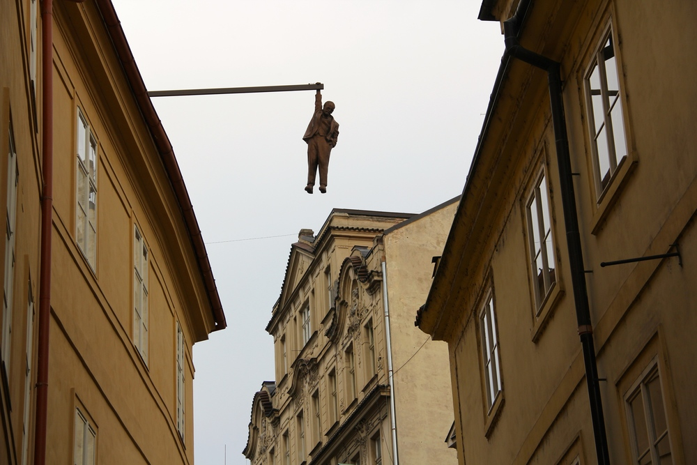 hanging-man-prague