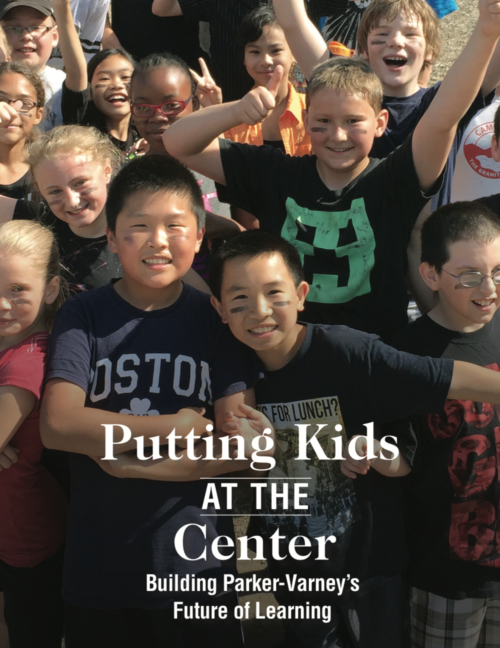 putting kids at the center: building parker varney's future of learning, november 2015