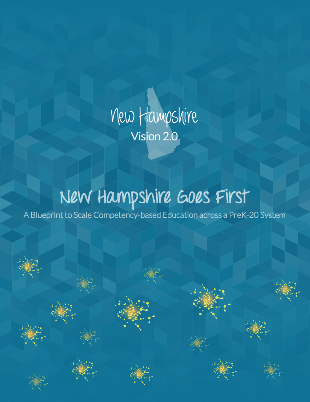 new hampshire goes first: blueprint to scale competency-based, september 2015