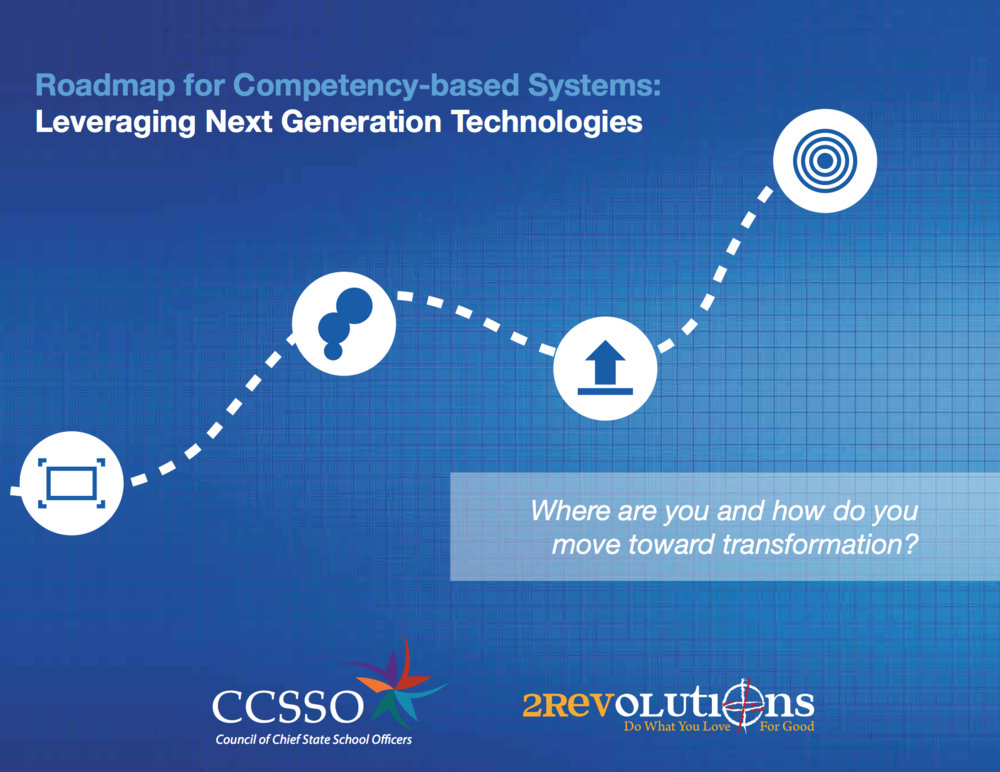 roadmap for competency-based systems PDF, january 2014. or  view on the corresponding Website