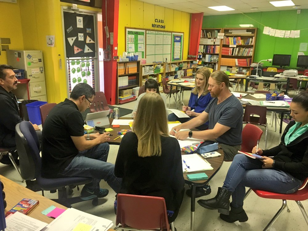 AT rogers, the Learning we engage in as professionals reflects the PBL that teachers will co-create with students. Each educator's learning experience is personalized by our lead coaches.