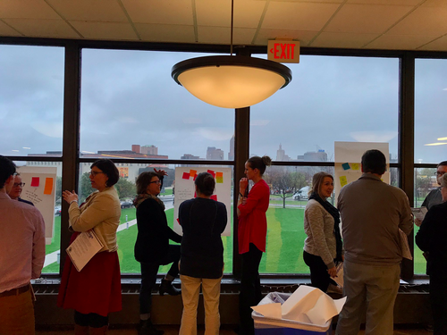 From Moorhead to Rochester and back to the Twin Cities, we found educators ready to dive in, with more than 100 participants opting into the design sessions.