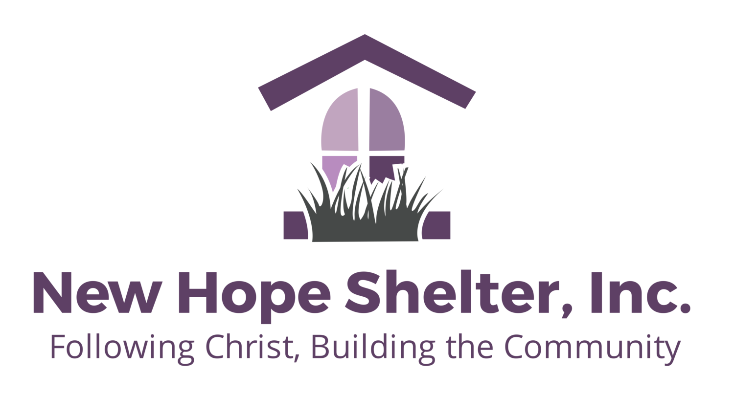 New Hope Shelter, Inc.