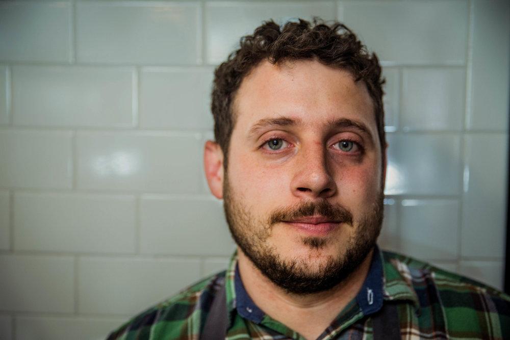 Nate Holden, Chef at St. Vincent restaurant (San Francisco, CA)