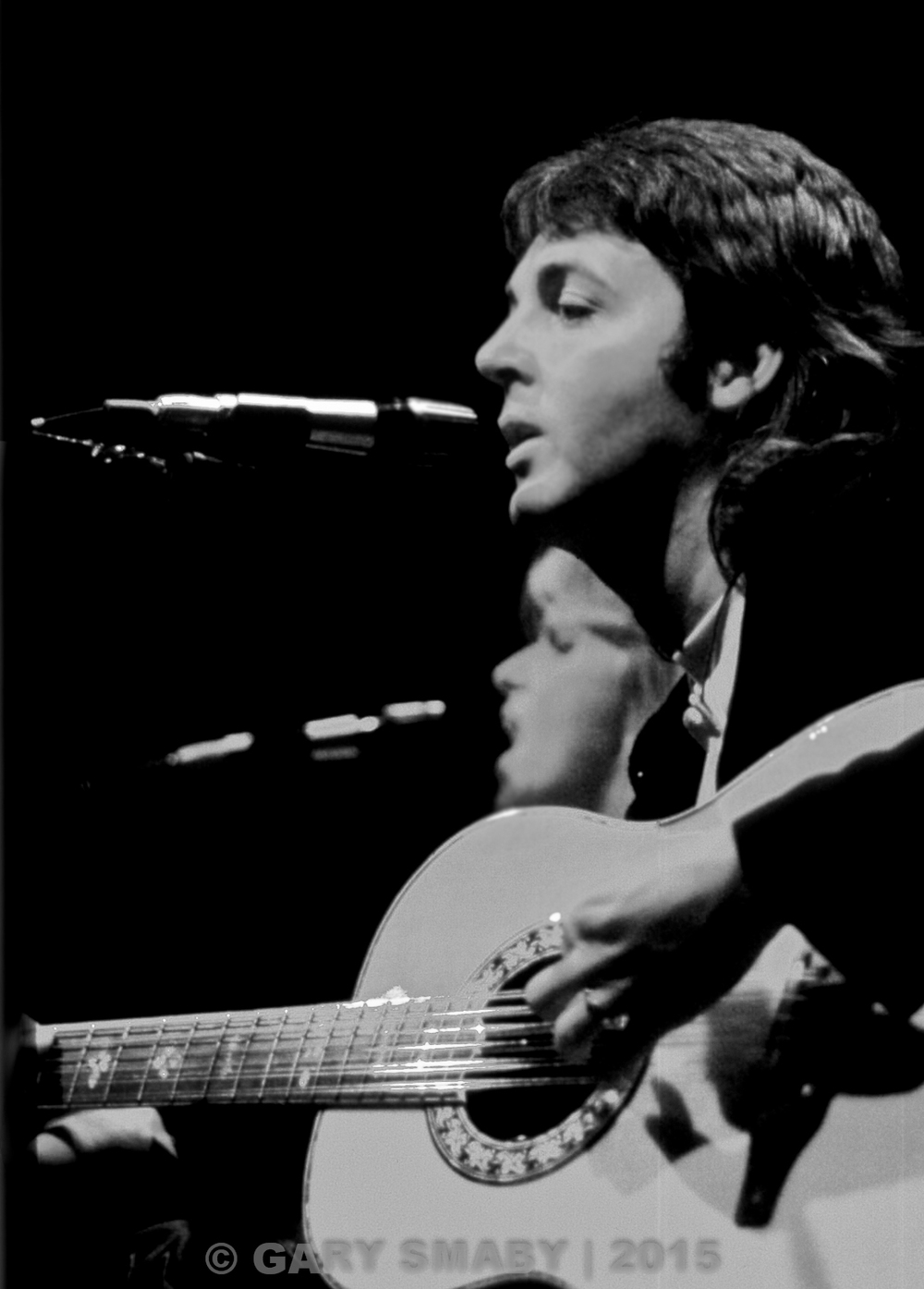 PAUL + LINDA MCCARTNEY