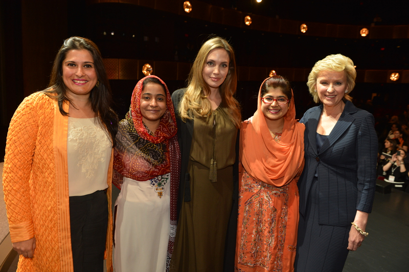 sharmeen-humaira-angelina-jolie-and-khalida-brohi-with-another-participant-at-the-event.jpg