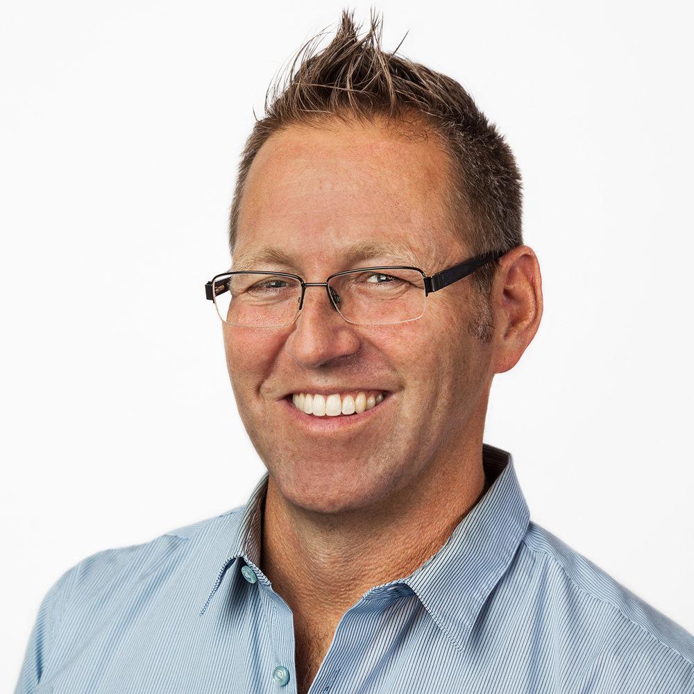 JAMES HADDEN, MBA, LEED AP AUSTIN | OPERATIONS