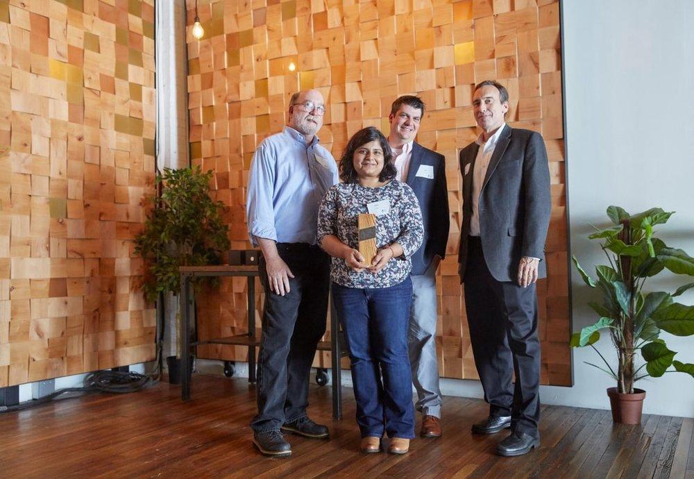 2018 Austin Green Award | Austin Green Awards - Oracle Waterfront Campus