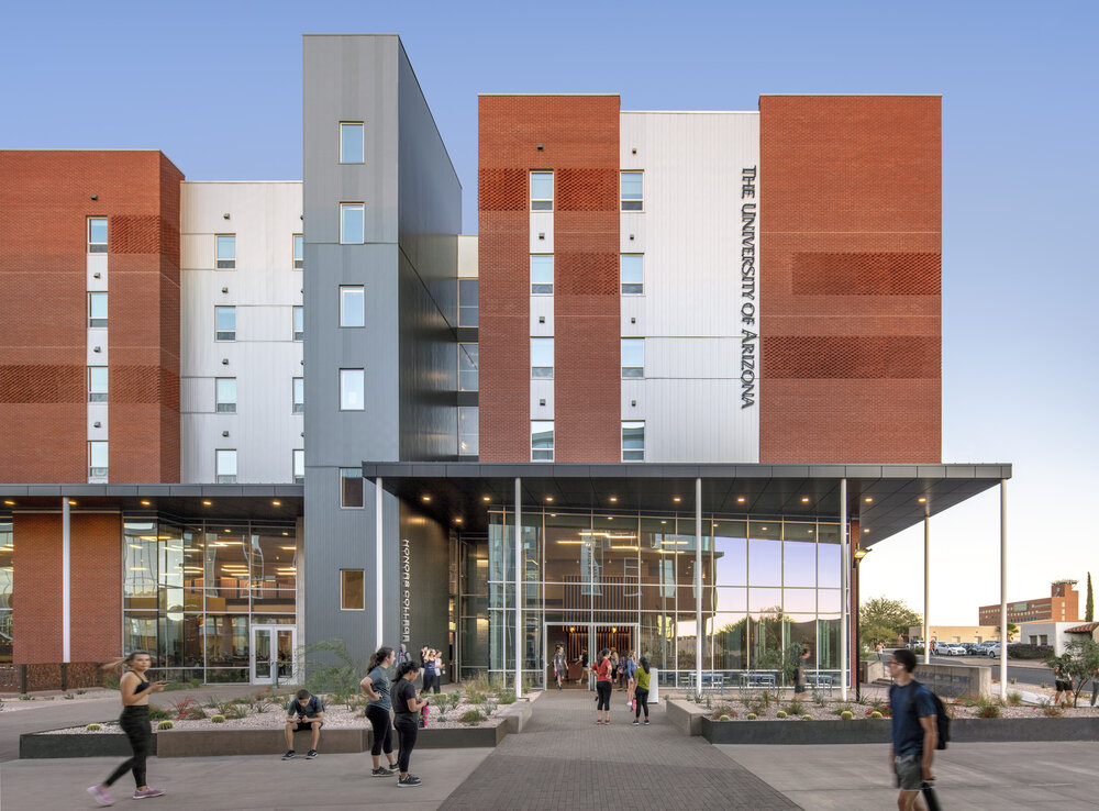 The University of Arizona, The Honors Village