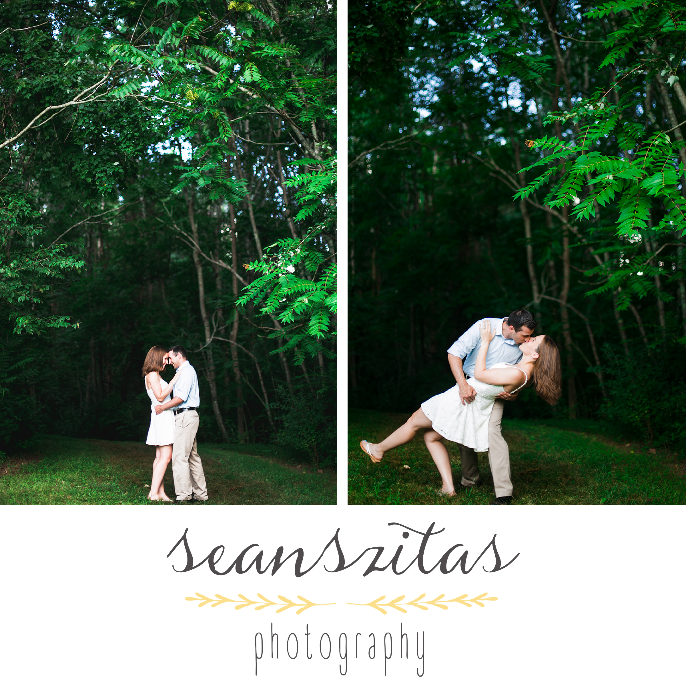 photography, north carolina, engagement
