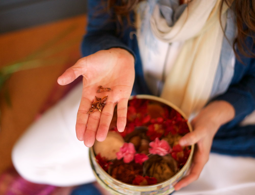 Danielle hands herbs.JPG