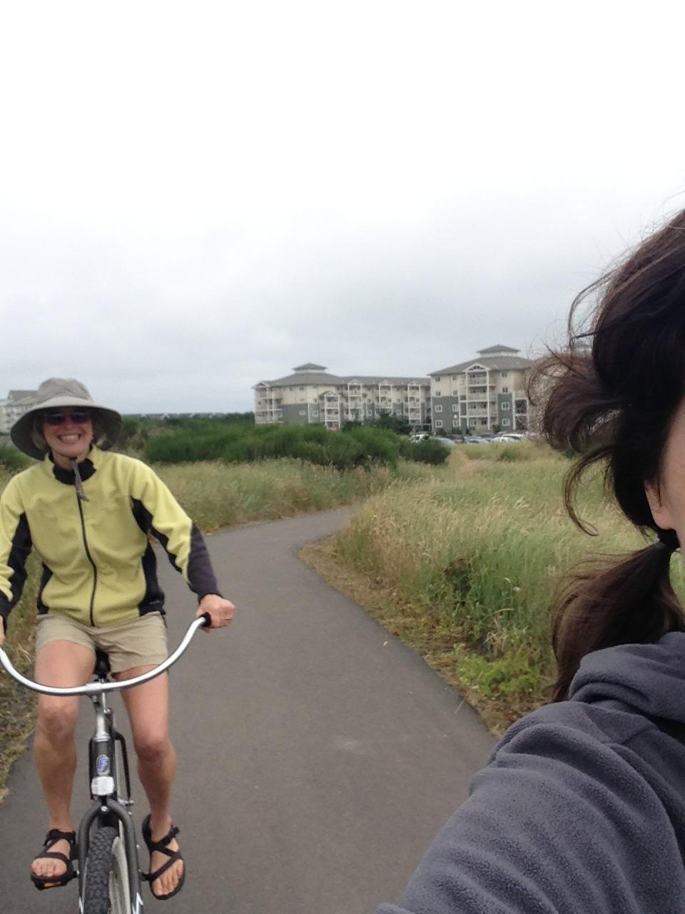 Long Beach bike ride.JPG