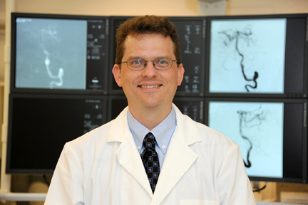Steven Hetts, MD, Chief of Interventional Neuroradiology, UCSF
