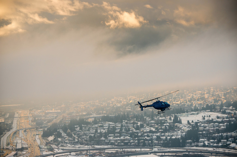 Utility helicopter services vancouver