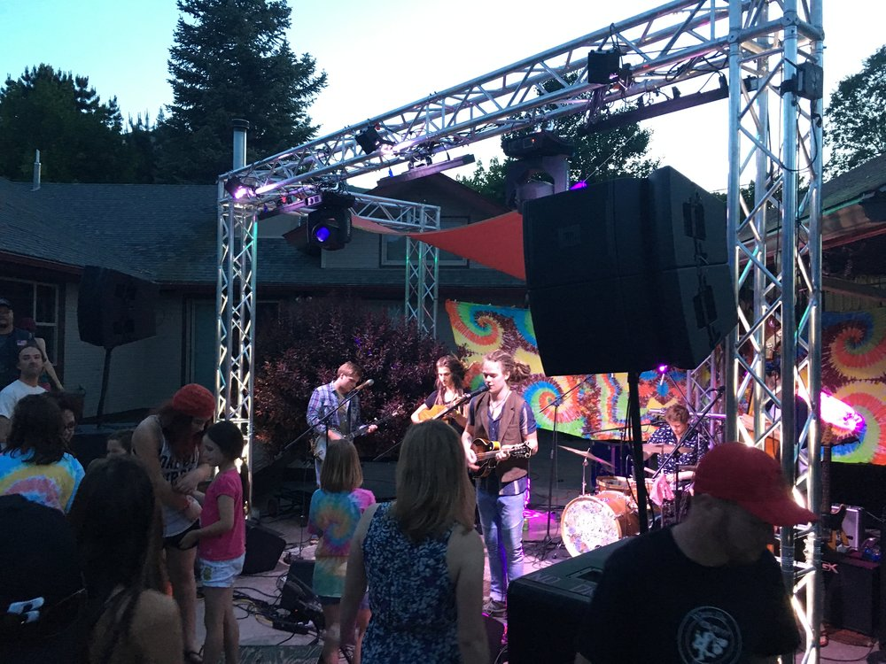 Tendon Music Festival- Beaver Mountain Music Festival