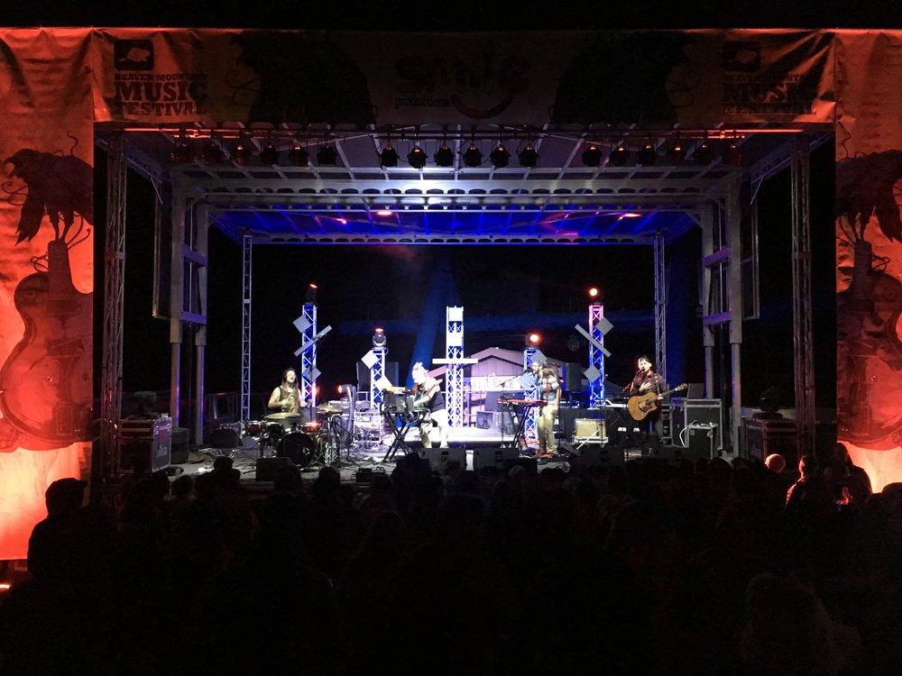 Utah Festival Sound Band