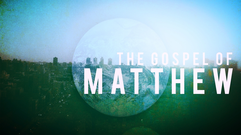 We will be slowly working through the book of Matthew as a basis for study during the next number of months. Lets experience Jesus through this Gospel!