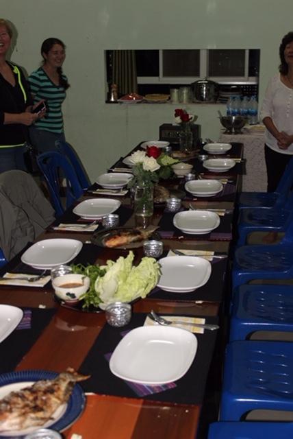 Dinner at GROW