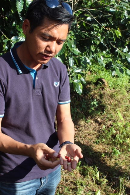 Patrick in Thailand talks about Abonzo Coffee