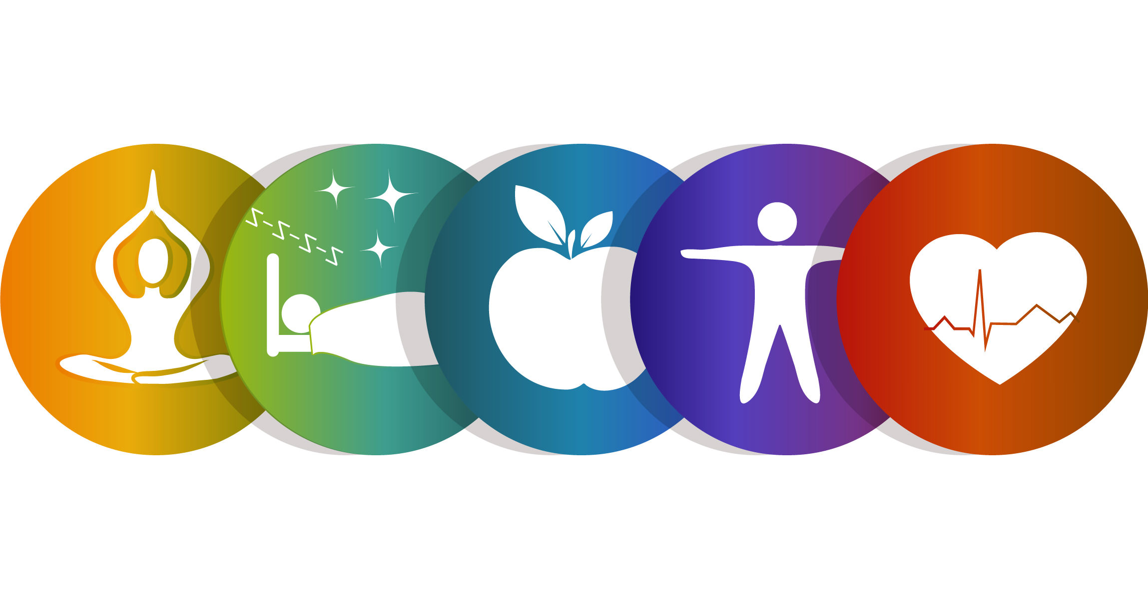 Company Wellness Program Clip Art