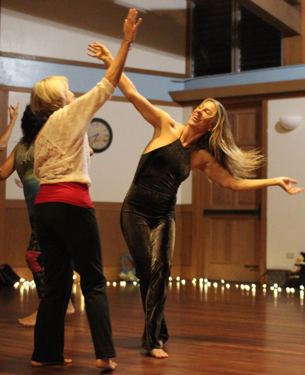 5Rhythms Dance joy