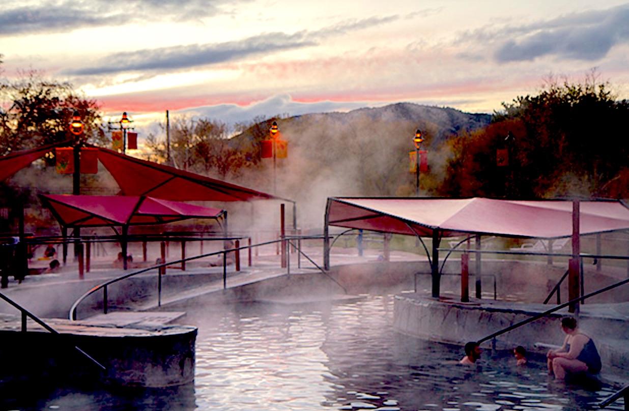 Lava Hot Springs, ID