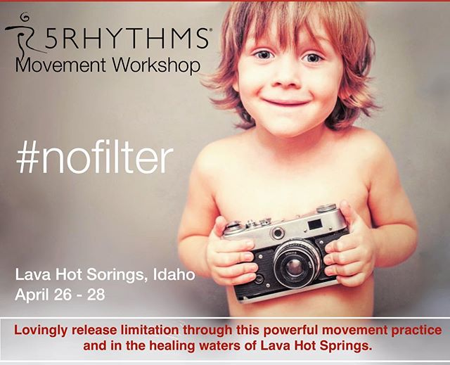 I don't make a habit of promoting my events but this one at #LavaHotSprings #idaho in spring is really special. It's our 4th annual. Nothing like dancing and soaking! Especially excited in creating a new offering.... #nofilter #5rhythms #danceandsoak #hotsprings #retreat #freedom #teartheroofoffthesucker #reclaimyourinnocence