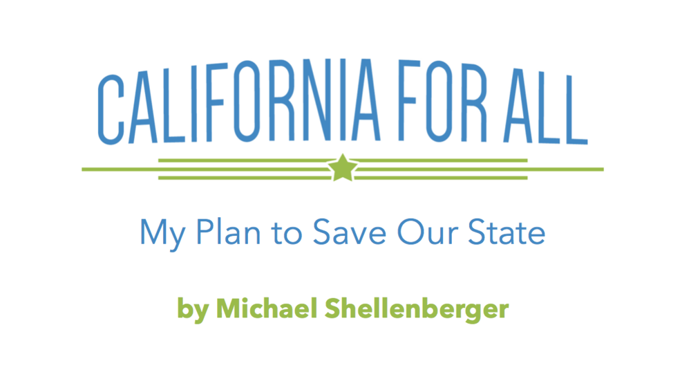 Click the above to read California for All