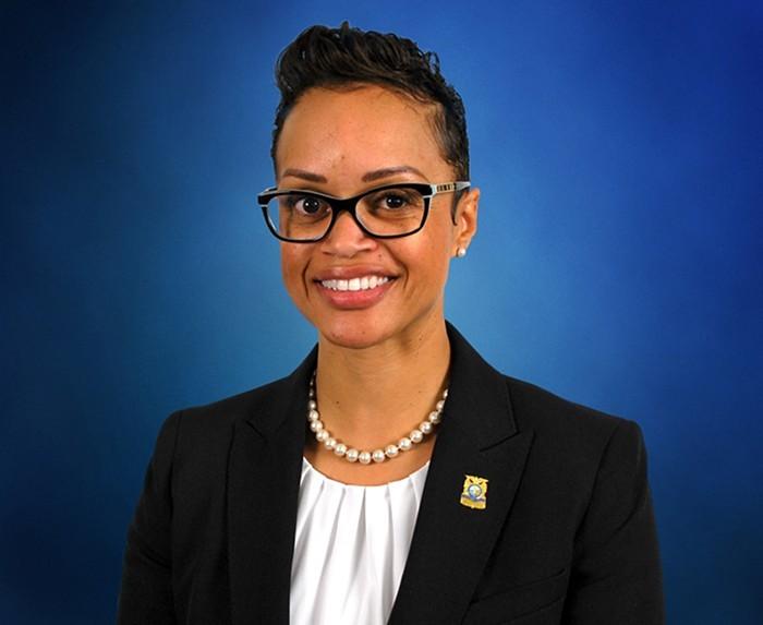 Former Oakland Deputy Police Chief Danielle Outlaw
