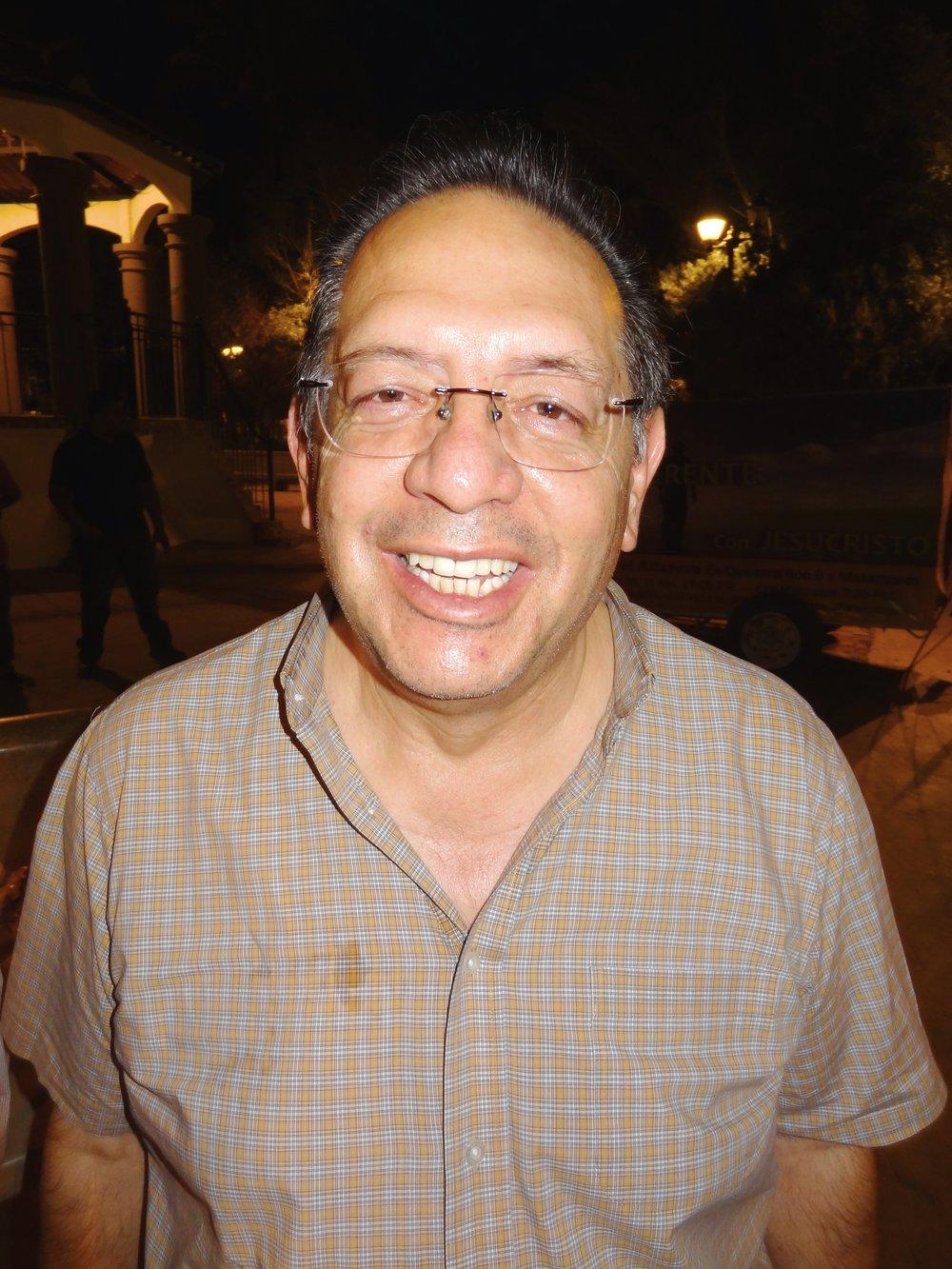 Gabriel Perez, President