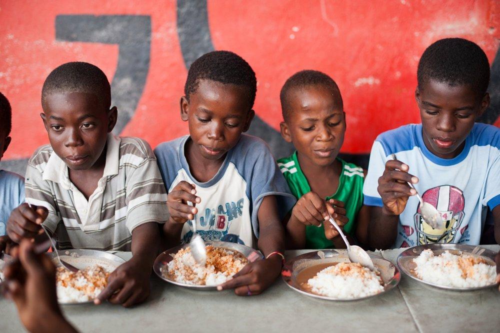 haiti - boys