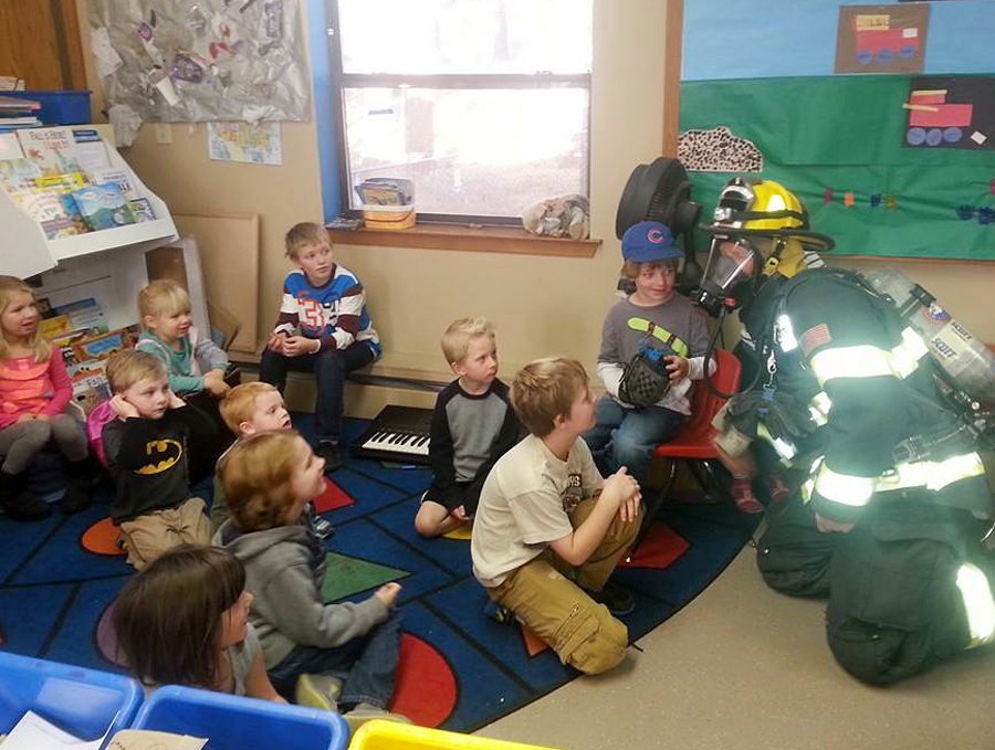 village-christian-preschool-fire-safety-day