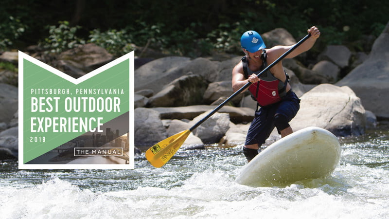 PITTSBURGH'S BEST OUTDOOR EXPERIENCE 2018